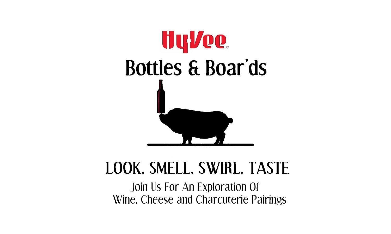 Bottles & Boar'ds