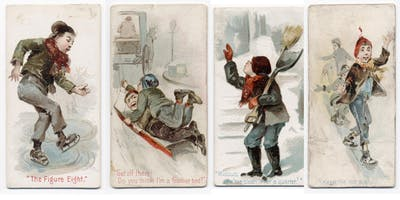 Time for Tots: Skates, Skis, and Sleds