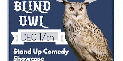 Blind Owl Comedy Showcase aka The secret show