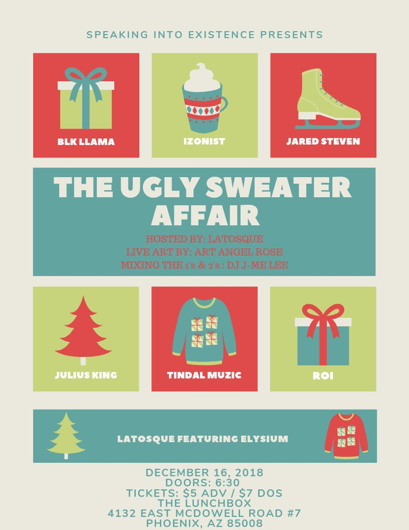 Ugly Sweater Affair