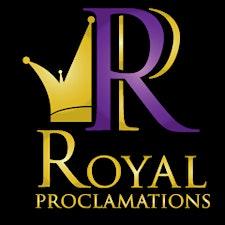 Royal Proclamations logo