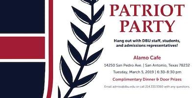 Patriot Party San Antonio