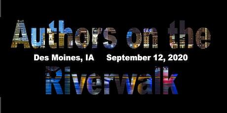 Author's on the Riverwalk tickets