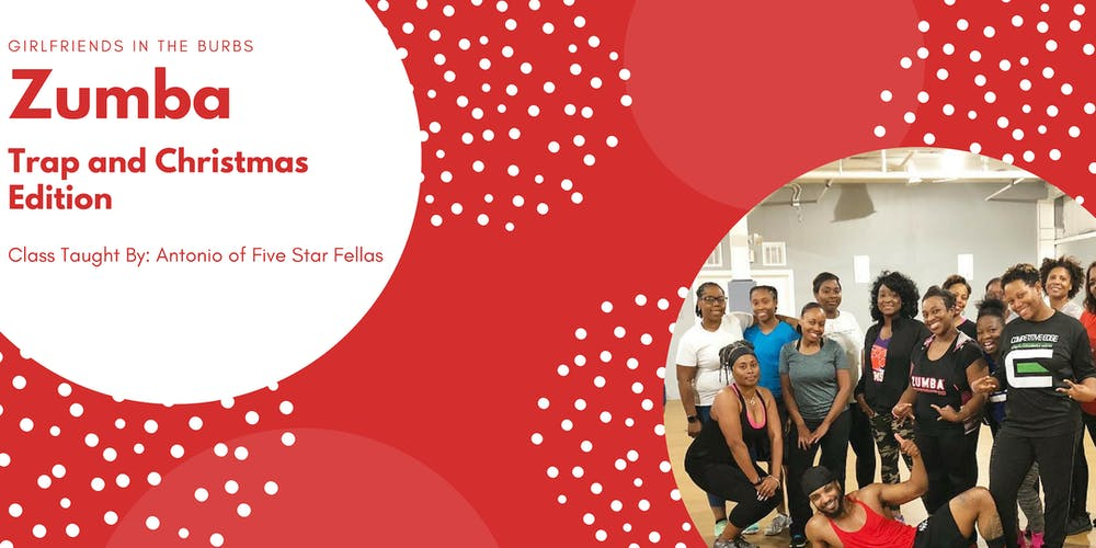 GITB Zumba - Trap and Christmas Edition Tickets, Sat, Dec 15, 2018 ...