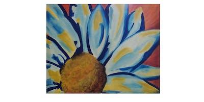 In Bloom | Paint 'n Sip | $25