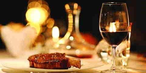Wine Blending Party and Steak Dinner