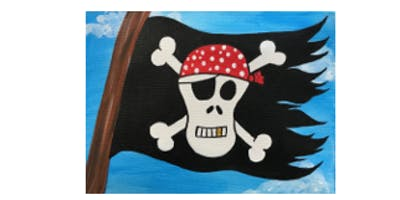 Kid's Pirate Flag | $15