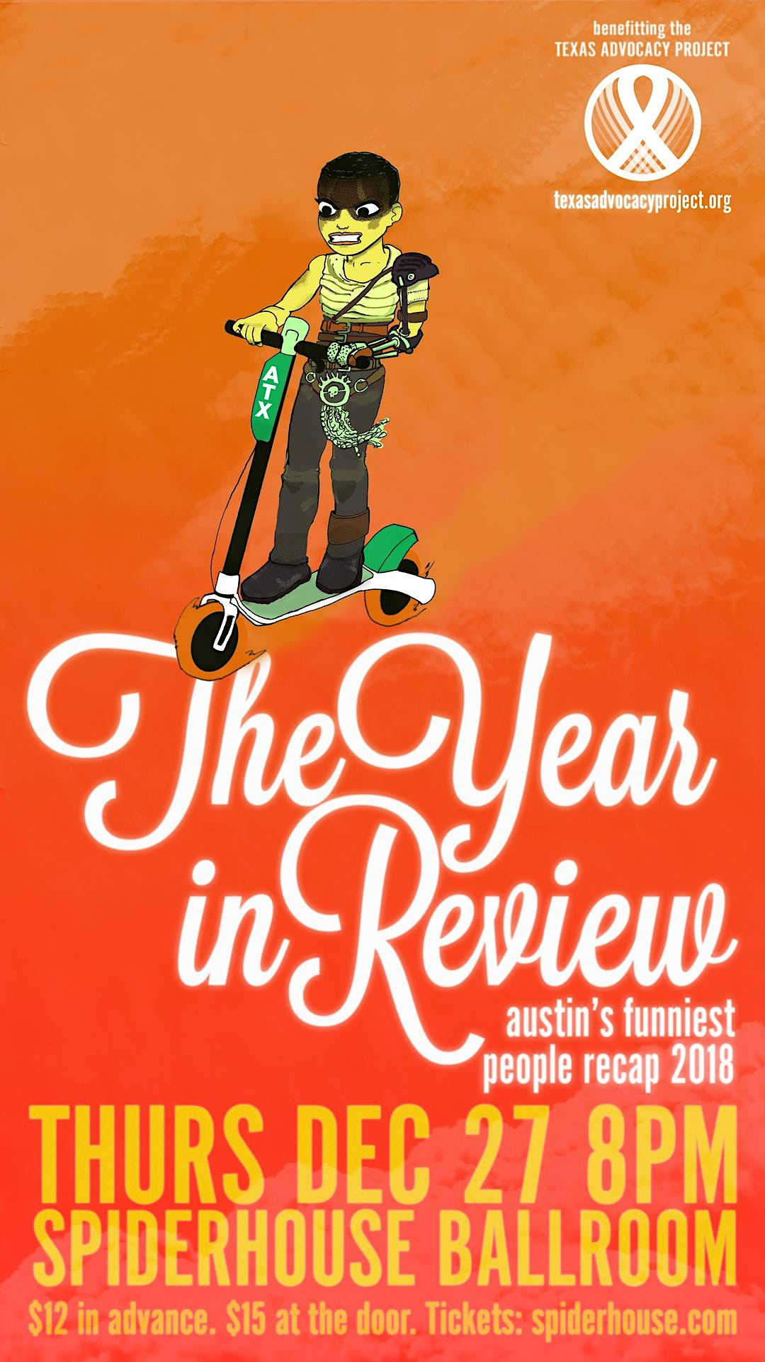 The Year in Review: Comedians Recap & Roast 2018