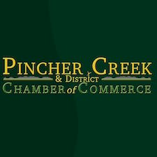 Pincher Creek and District Chamber of Commerce logo