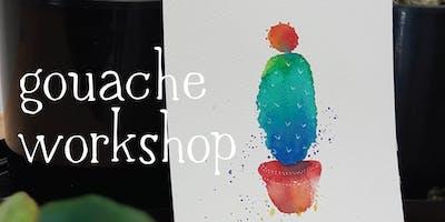 Gouache Workshop