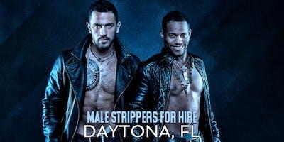 Hire a Male Stripper Daytona FL - Private Party Male Strippers for Hire Daytona