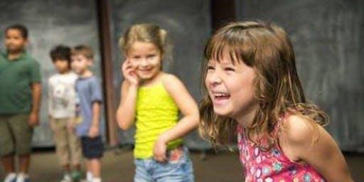 Audit CHILDREN'S ON-SET, ON-CAMERA WORKSHOP AGES 6 TO 11, 4 WEEKS