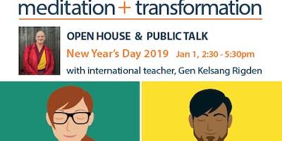 Public Talk & Open House