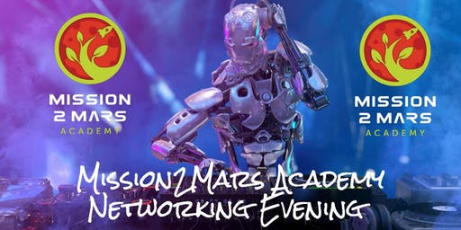 Mission2Mars Academy Networking Evening