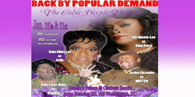 Shi-Queeta-Lee's Color Purple Twisted Lip-Synched Stage Play