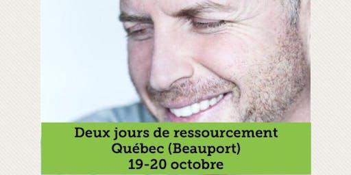 QUÉBEC - Ressourcement 2 jours