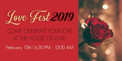 Love All the Way: Love Fest 2019