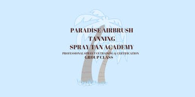 Spray Tan Academy™ BronzeUp Sunless Tour - Spray Tan Training - Beginners & Advance