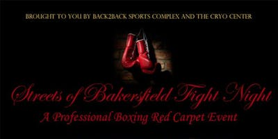 Streets of Bakersfield Fight Night