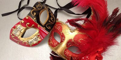 Love Unmasked: Masquerade Ball at Stones River Country Club