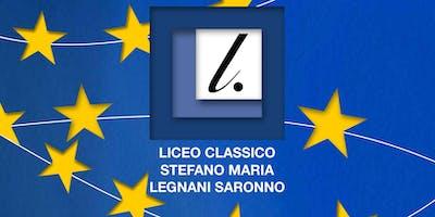 """Open Day n. 4 """" Un aiuto nella scelta - Ti offro una lezione """" -  Liceo Classico """"S.M. Legnani""""  Saronno - 12 Gennaio 2019"""