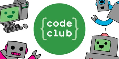 Hucclecote Library Code Club (Early 2019)