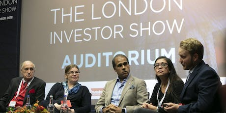 London Investor Show 2019 tickets