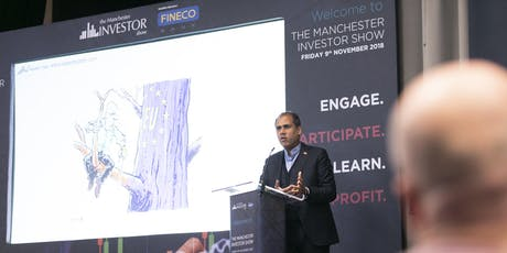 Manchester Investor Show 2019 tickets