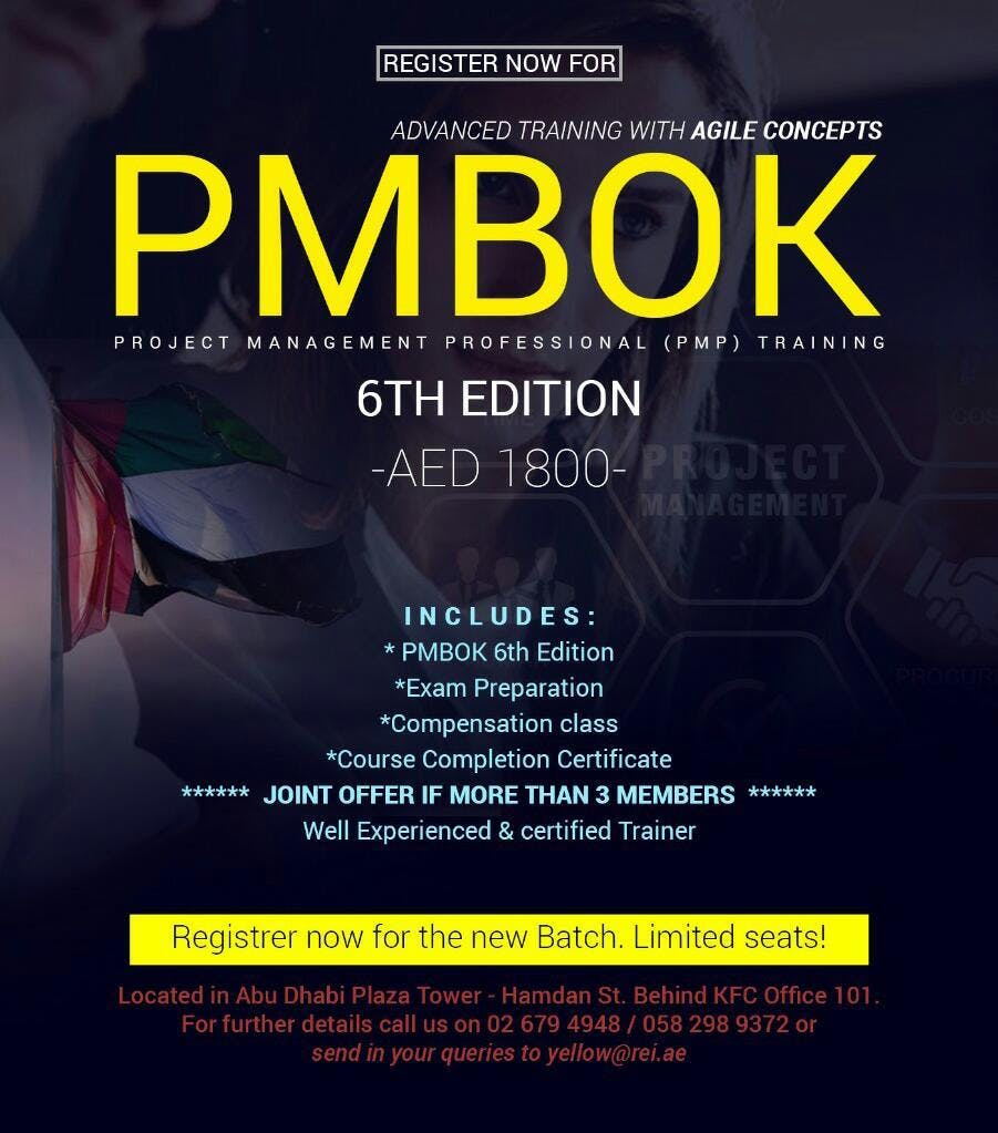 Project Management Professional Pmp Pmi National Day Offer Price
