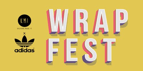 The Wrap Fest 2019 tickets