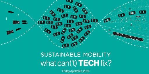 麻省理工学院可持续发展峰会:可持续移动的探索