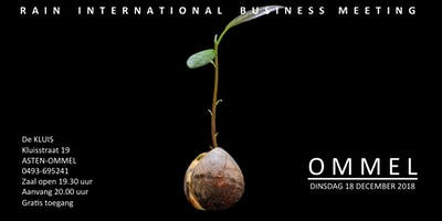 Rain International Business Meeting Ommel