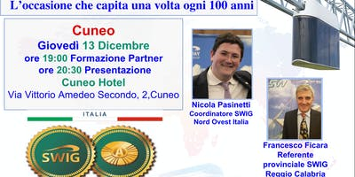 L'occasione che capita una volta ogni 100 anni a Cuneo