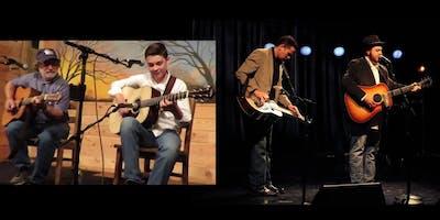 Wayne Henderson & Presley Barker/Rob Ickes & Trey Hensley
