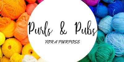 Purls & Pubs - January 13, 2019