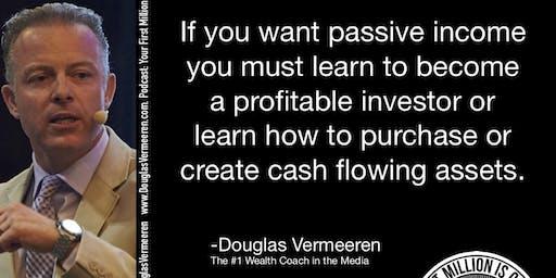 Douglas Vermeeren #1 Passive Income Coach - Passive income training
