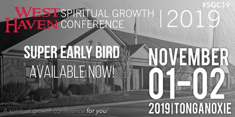 Spiritual Growth Conference 2019 tickets