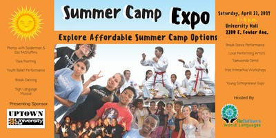 Summer Camp Expo '19