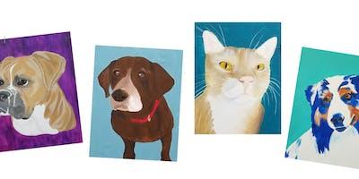 Paint Your Pet! | $40