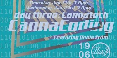 Cannacoding -- CannaTech Q&A