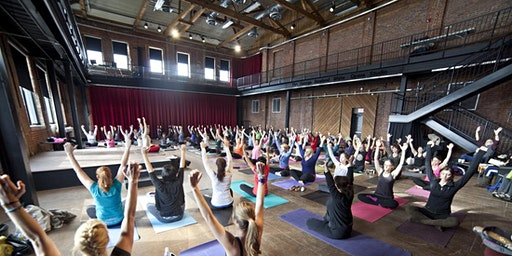 2020 Pittsburgh Yoga Expo
