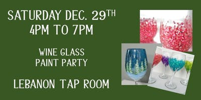 Paint Class & Toast Time at the Tap Room