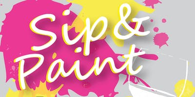 Pretty Wasted Sip & Paint
