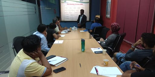 PMP , Sun-Mon-Wed,7.00pm to 10.00pm  for 40 Hrs,