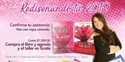 REDISEÑANDO TU 2019 CD DE MEX
