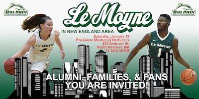 Le Moyne College, DAA Pre-Game Outreach Event