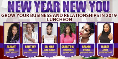 New Year New You Lunch Houston TX
