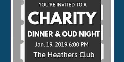 Charity Dinner & OUD Night