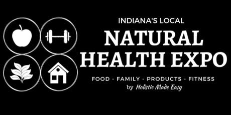Indiana Local Natural Health Expo 2019 tickets