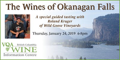 The Wines of Okanagan Falls with Roland Kruger